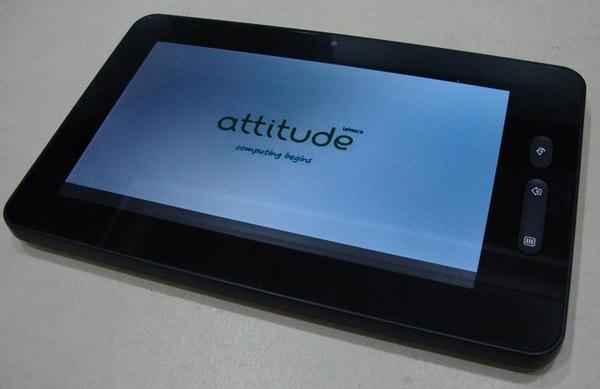Attitude Daksh Tablet